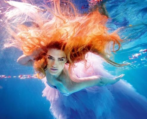 Meerjungfrauen Schule